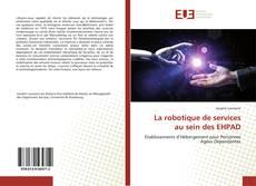 Buchcover von La robotique de services au sein des EHPAD