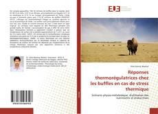 Copertina di Réponses thermorégulatrices chez les buffles en cas de stress thermique