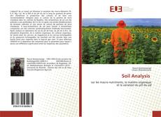 Borítókép a  Soil Analysis - hoz