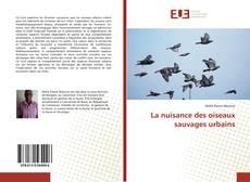 Обложка La nuisance des oiseaux sauvages urbains