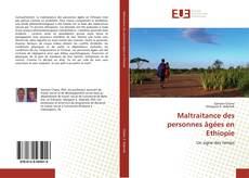 Обложка Maltraitance des personnes âgées en Ethiopie