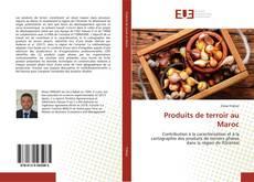 Produits de terroir au Maroc kitap kapağı