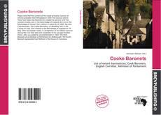 Обложка Cooke Baronets