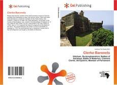 Bookcover of Clerke Baronets