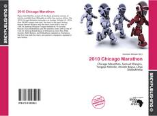 2010 Chicago Marathon的封面