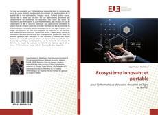 Buchcover von Ecosystème innovant et portable