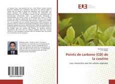 Points de carbone (CD) de la caséine的封面