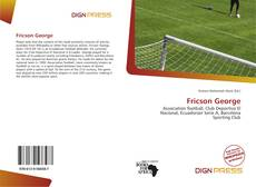 Bookcover of Fricson George