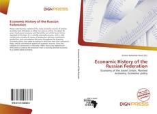 Copertina di Economic History of the Russian Federation