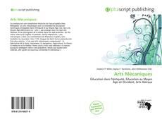 Portada del libro de Arts Mécaniques