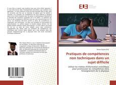 Capa do livro de Pratiques de compétences non techniques dans un sujet difficile