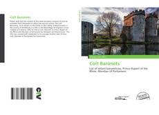 Colt Baronets kitap kapağı