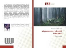 Véganisme et identité humaine的封面