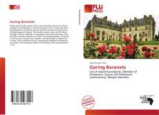 Bookcover of Goring Baronets