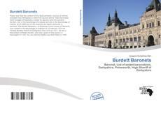 Capa do livro de Burdett Baronets