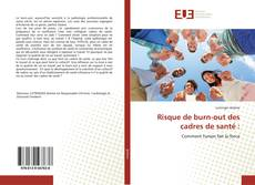 Risque de burn-out des cadres de santé :的封面