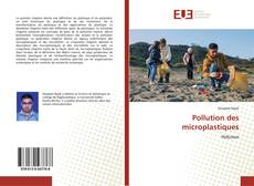 Bookcover of Pollution des microplastiques