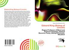 Bookcover of Edward King (Bishop of Lincoln)