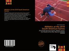 Copertina di Athletics at the 2010 South American Games