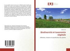 Borítókép a  Biodiversité et taxonomie végétale - hoz