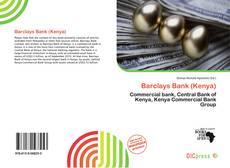 Bookcover of Barclays Bank (Kenya)