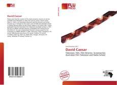 Couverture de David Caesar