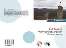 Обложка Clerk Baronets