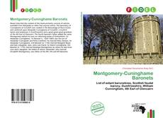 Bookcover of Montgomery-Cuninghame Baronets