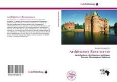 Capa do livro de Architecture Renaissance