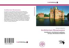 Architecture Renaissance kitap kapağı