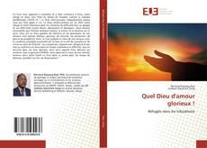 Bookcover of Quel Dieu d'amour glorieux !