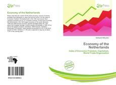 Economy of the Netherlands kitap kapağı