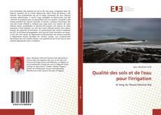 Buchcover von Qualité des sols et de l'eau pour l'irrigation
