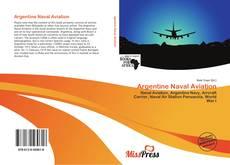 Portada del libro de Argentine Naval Aviation