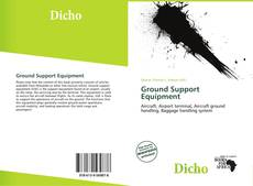 Copertina di Ground Support Equipment