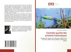 Contrôle qualité des produits halieutiques kitap kapağı