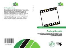 Bookcover of Andrew Dominik