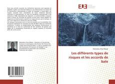 Bookcover of Les différents types de risques et les accords de bale