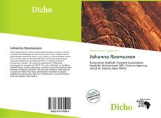 Bookcover of Johanna Rasmussen