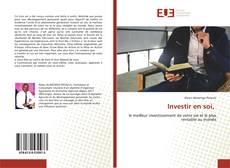 Couverture de Investir en soi,