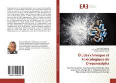 Обложка Études chimique et toxicologique de Drepanoalpha