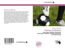 Fabrice Catherine的封面