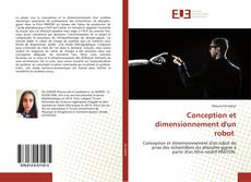 Portada del libro de Conception et dimensionnement d'un robot