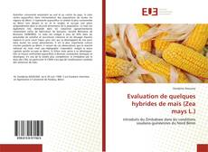 Bookcover of Evaluation de quelques hybrides de maïs (Zea mays L.)