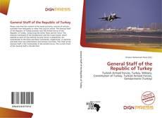 Portada del libro de General Staff of the Republic of Turkey