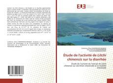 Bookcover of Étude de l'activité de Litchi chinensis sur la diarrhée