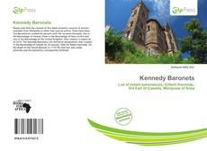 Portada del libro de Kennedy Baronets