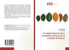 Borítókép a  Les déterminants de la variabilité clinique de la maladie de Behçet - hoz