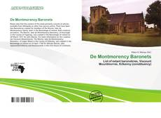 Bookcover of De Montmorency Baronets