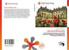 Couverture de Bernard Baronets